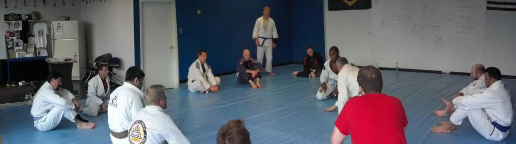 Saturday Class at UA